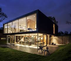 Energy Efficient House Energy Efficient Home In Bloemendaal The Netherlands