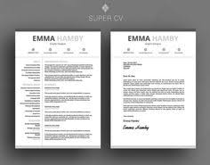 Word Resume Template Professional Resume Template Cv Template Cover By Supercv Etsy