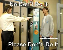 Drake Degrassi Meme - drake in degrassi shooting please don t do it childhood ruiner
