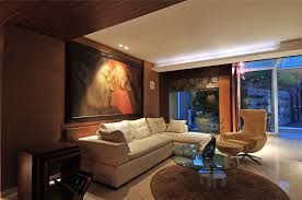 futuristic warm lamp interior modern bungalow ideas that can add