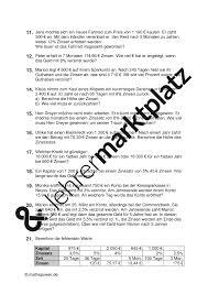 L K He G Stig Zinsrechnung Vermischte Aufgaben U2013 Mathematik