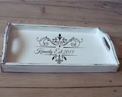 personalized serving platters gifts serving tray wood engraved serving tray serving tray