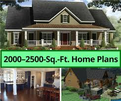 Modern Home Design 4000 Square Feet 10 Features To Look For In House Plans 2000 2500 Square Feet