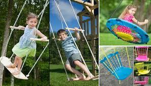 Backyard Cing Ideas For Adults 32 Creative Porch And Backyard Swing Ideas Home Design Garden