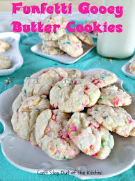 funfetti white chocolate gooey bars can u0027t stay out of the kitchen