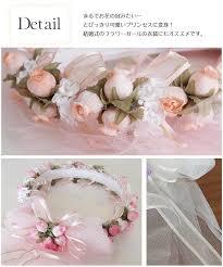 flower girl ornament dress shop girl rakuten global market like a s