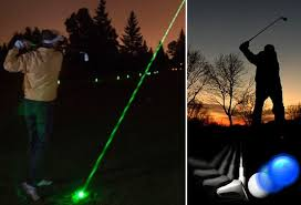 light up golf balls play golf in night time with motion activated light up led golf ball