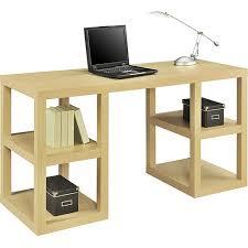 Parsons Computer Desk Mainstays Pedestal Parsons Desk Colors Study