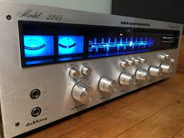 marantz 2245 vintage stereo receiver led upgrades audiophile