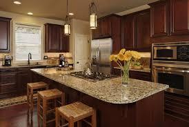 kitchen top design top 10 materials for kitchen countertops