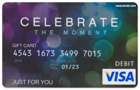 gift debit cards prepaid gift and cards detection