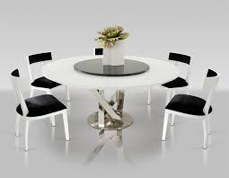White Round Kitchen Table 20 Modern Round Kitchen Table Nyfarms Info