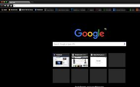 google themes lights morpheon dark chrome web store