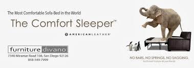 Sleeper Sofa San Diego by Leather Comfort Sleepers At Miramar Rd San Diego