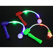led light up swaying sticks wholesale