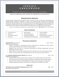 Sample Of Administrative Assistant Resume Administrative Assistant Resume Sample U0026 Writing Guide