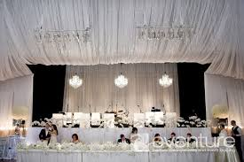 Curtains For Wedding Backdrop Wedding Draping And Décor By Eventure Designs Toronto