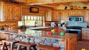 black kitchen cabinets in log cabin 11 cabin kitchen ideas for a rustic mountain retreat