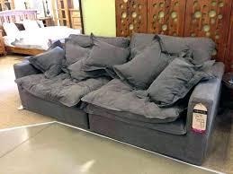 shallow seat depth sofa shallow depth sectional sofa acnc co