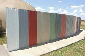 fortified fences and planters that enhance as well as withstand