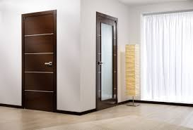 modern solid wood interior doors image collections glass door
