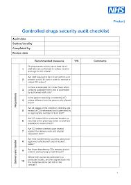 audit template word masir