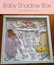 baby shadow box shadow box