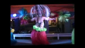 awesome hula dancers at louie u0027s luau youtube