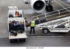 United Airlines Baggage Baggage Handling Stock Photos U0026 Baggage Handling Stock Images Alamy