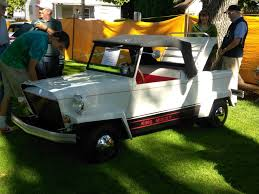 Golf Cart Flags On The Ground At The 2017 Forest Grove Concours D U0027el Hemmings Daily