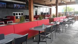 patio furniture kitchener outdoor patio picture of moxie s grill bar kitchener
