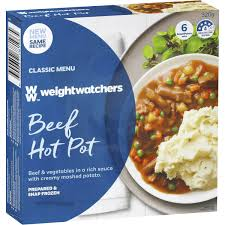 cuisine weight watchers weight watchers frozen meal bowl beef pot 320g woolworths