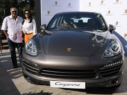 porsche suv in india sreedevi s porsche cayenne diesel cars india