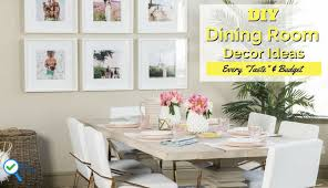 dining room decorating ideas on a budget fabulous diy dining room decorating ideas for every taste budget