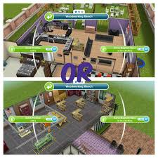 the sims freeplay multi story renovations quest the who games