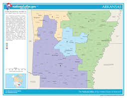 us house of representatives district map for arkansas arkansas senators and representatives in 2016 114th us congress