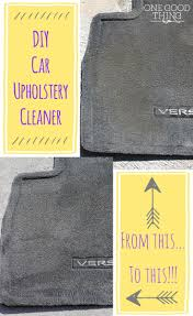 best 20 car upholstery cleaner ideas on pinterest clean car
