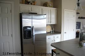 only then painting kitchen cabinet white painting kitchen facelift on the v side kitchen before after painted kitchen cabinets