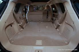 nissan pathfinder trunk space pre production review 2013 nissan pathfinder the truth about cars