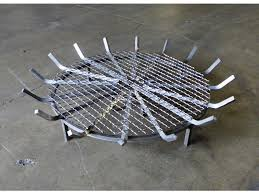 Firepit Grates Stainless Steel Pit Grate Fireplaces Firepits