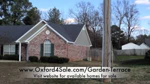 garden terrace oxford ms 38655 homes for sale real estate