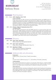 formats for a resume gallery of 14 cv format for application pdf basic appication