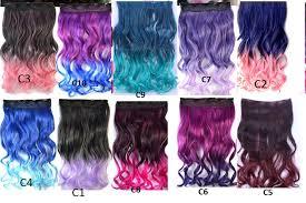harga hair clip curly harga jual hair clip extension rambut palsu big single layer curly