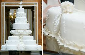 wedding cake kate middleton prince george s christening cake is a tier from prince william and