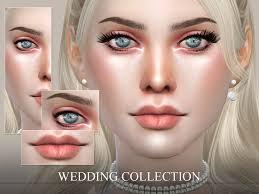 wedding makeup set pralinesims wedding makeup set