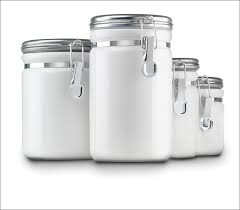 large kitchen canisters kitchen glass jar canisters blue and white canisters tea coffee
