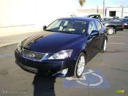 lexus is 350 blue 2006 blue onyx pearl lexus is 350 2564108 gtcarlot com car