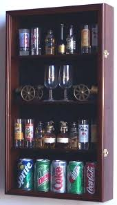 pint glass display cabinet luxury shot glass cabinet beer glass collection shot glass cabinet