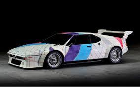 pixel art car bmw m1 procar art car by frank stella 1979 wallpapers and hd