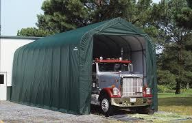 amazon com shelterlogic 14 x 40 x 16 ft peak style boat rv